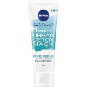 Nivea Urban Skin Detox 1-minute deep cleansing mask 75 ml