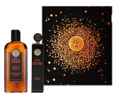 Erbario Toscano Black Pepper Shower Gel 125ml + Perfume for Men 7.5ml Luxury Cosmetic Set