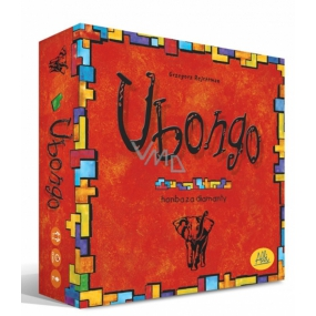 Albi Ubongo Diamond Game social game for 2-4 players, recommended age from 8 years