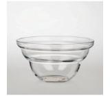 Masaru Emoto Cotula bowl large Flower of Life with white symbol 23 cm