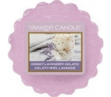Yankee Candle Honey Lavender Gelato - Lavender ice cream with honey scented wax for aroma lamp 22 g