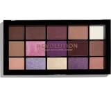Makeup Revolution Re-Loaded Eye Shadow Palette Visionary 15 x 1.1g