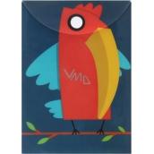 Albi Original Document Case Parrot A6 - 105 x 148 mm