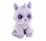 Albi Warm teddy bear Violet cat 35 x 25 cm 750 g