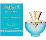 Versace Dylan Turquoise Eau de Toilette for Women 100 ml