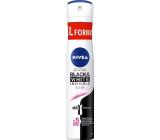 Nivea Black & White Invisible Clear antiperspirant deodorant spray for women 200 ml