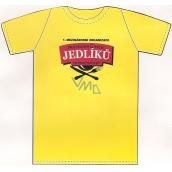 Nekupto T-shirt 1st International Organization of Professional Eaters test worker 1 piece