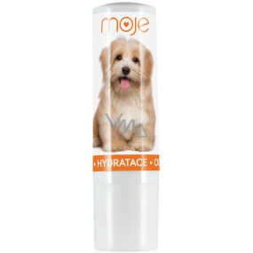 Moje Voříšek wheat moisturizing lip balm No. 15 3.8 g