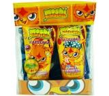 Moshi Monsters Mini Travel Set sprchový gel 75 ml + šampon a kondicioner 2v1 75 ml kosmetická sada