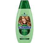 Schauma 7 Herbal shampoo for normal to oily hair 400 ml