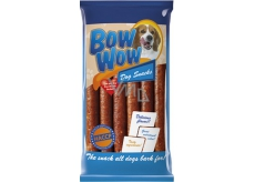 Bow Wow Sausages XS Hungarian with collagen supplementary dog food 6 pieces