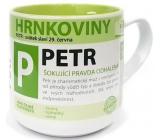 Nekupto Hrnkoviny Mug with the name Petr 0.4 liter