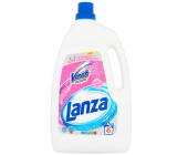 Lanza Vanish Colors 2in1 Power gel liquid detergent for colored laundry to remove stains 45 doses 2.97 l