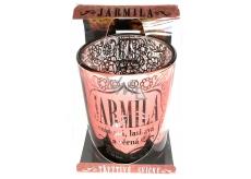 Albi Glitter candlestick for JARMILA tea candle