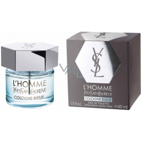 Yves Saint Laurent Cologne Bleue Eau de Toilette for Men 40ml