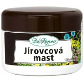 Dr. Popov Horse chestnut ointment for limb and back massage, for the older generation and people with a tendency to reduce joint mobility 100 ml