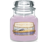 YANKEE CANDLES aromatic glass 104g Honey Lavender Gelato (lavender ice cream with honey)