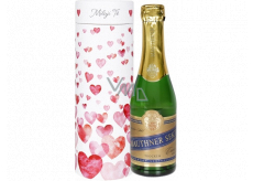 Albi Mini sparkling wine in tube I love you 200 ml