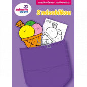 Ditipo Pocket coloring pages With a multiplier of 32 pages A6 105 x 148 mm