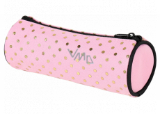 Albi Deluxe pencil case small pink 16.5 x 5.7 cm