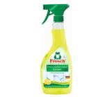 Frosch Eko Lemon bathroom and shower cleaner with citric acid 500 ml spray