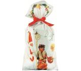 Plastic bag of Devil's big 83 x 43 cm 1 piece