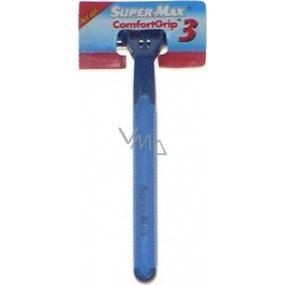 Super-Max Comfort Grip 3 razor 1 piece AT418
