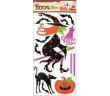 Room Decor Witch wall stickers 69 x 32 cm