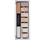 Catrice The Ultimate Chrome Collection Eyeshadow Palette paleta očních stínů 010 Heights and Lights 10 g