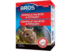 Bros 7 x 20 g granules for mice and rats