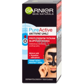 Garnier PureActive peel off mask against blackheads 50 ml