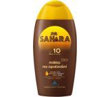Sahara OF10 Waterproof suntan lotion 200 ml