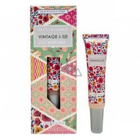 Heathcote & Ivory Vintage & Flowers perfumed roll-on for women 15 ml