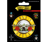 Epee Merch Guns N´Roses Vinyl stickers 5 pieces