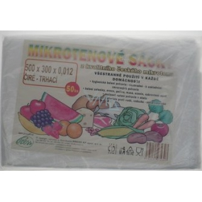 Press Microtene bags 50 x 30 cm tear clear 50 pieces
