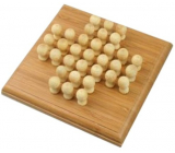 Albi Bamboo Minigames Solitaire game for 1 player