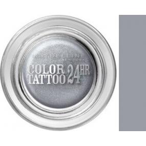 Maybelline Color Tattoo 24h eyeshadow 50 Eternal Silver 4 g