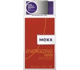 Mexx Energizing Man toaletní voda 50 ml + deodorant sprej 150 ml, dárková sada