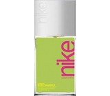 Nike Green Woman DNS 75 ml Women's scent deodorant glass