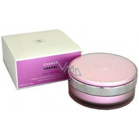Chanel Chance Eau Tendre body cream perfumed body cream for women 200 ml
