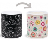 Albi Changing mug Flowers 310 ml