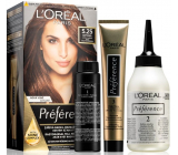 Loreal Paris Préférence hair color 5.25 Antigua Ice brown