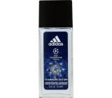 Adidas UEFA Champions League Champions Edition parfémovaný deodorant sklo pro muže 75 ml Tester