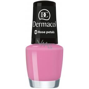 Dermacol Mini Nail Polish Summer Collection No. 2