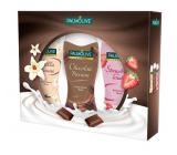 Palmolive Gourmet Triple Chocolate, Vanilla Shower Gel 3 x 250 ml, Cosmetic Cassette