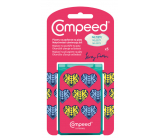 Compeed patch for blisters on the heels of 5 pieces