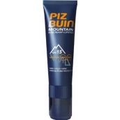 Piz Buin Mountain SPF15 Sun Cream 20 ml + SPF30 2.3 ml Duopack Stick