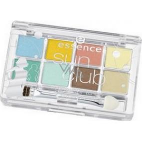 Essence Sun Club Glamor To Go Eyeshadow 01 South Beach 7.5 g