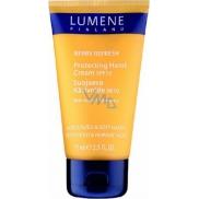 Lumene Berry Refresh Protecting SPF10 Hand Cream 75 ml