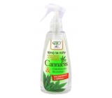 Bione Cosmetics Cannabis Foot Spray with disinfectant and softener 260 ml
